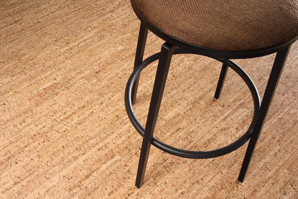 Shoreline cork flooring