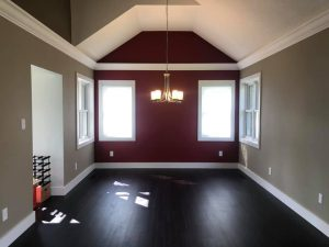 Beautiful enhanced vinyl plank floor | PDJ Flooring
