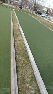 Bocce Ball Court | PDJ Flooring