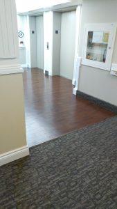 Carpet Tile & Luxury Vinyl Plank