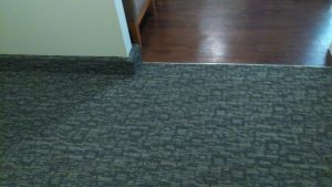 Carpet Tile and Luxury Vinyl plank