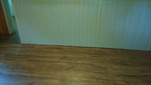 Shaw Resilient Atlantic Station luxury vinyl plank with Armourbead finish