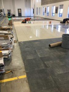 Test Facility Tiles | PDJ Flooring