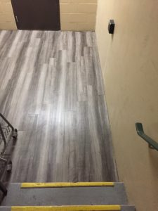 Waterproof Glue Down Luxury Vinyl Plank