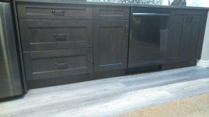 Glass Tile Back splash | PDJ Flooring