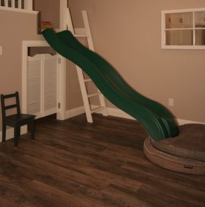 enhanced vinyl plank