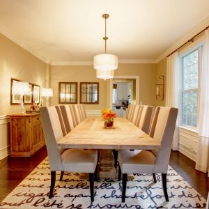Choosing the Best Rug for Your Dining Room | PDJ Flooring
